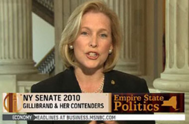 Sen. Kirsten Gillibrand Is Doing Great Stuff For the Gays. So Why Is She Lying About Her Record?