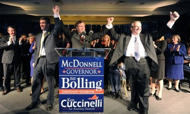 SHOCK: Why Is Gov. McDonnell Only Pretending to Nix Ken Cuccinelli's Removal of LGBT Protections?