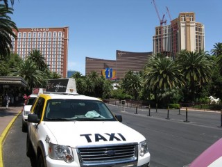 Vegas' Homosexual Taxi Riders Should Be Handled With Latex Gloves