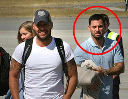 Is It Time to Meet Ricky Martin's Boyfriend?