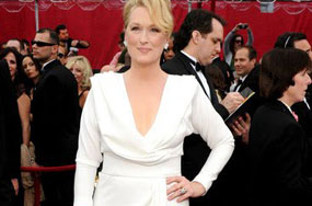 Meryl Streep's Oscar Snub, By Chris March