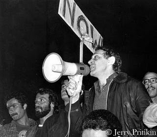 Why Didn't Cleve Jones Return Harvey Milks' Bullhorn to Elementary School?