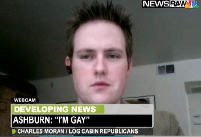 Why Aren't GOProud + Log Cabin Republicans Going After Roy Ashburn?