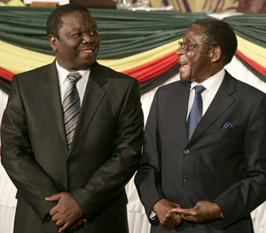 Zimbabwe Adding Gay Protections to Constitution? Mwuhahaha