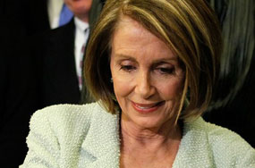 When Nancy Pelosi Is Done Celebrating Health Care, Will She Confirm Tammy Baldwin's ENDA Votes?