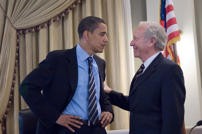 SHOCK: Joe Lieberman + Obama Haven't Even Discussed Ending DADT via Defense Spending Bill
