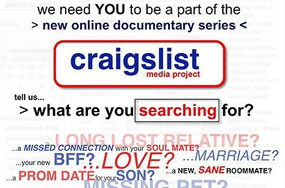 The Craigslist Reality Show Is Now Casting