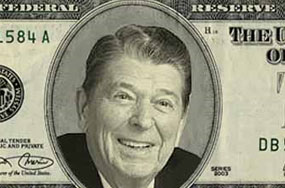 The Republican Effort to Make Ronald Reagan As Queer As a $50 Bill