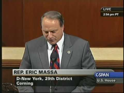 So Rep. Eric Massa Has a History of Groping Male Staffers?