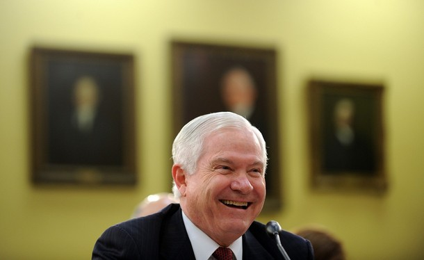 Sec. Gates' New Rules: Unless You Wave Around a Rainbow Flag, You Won't Be Dismissed