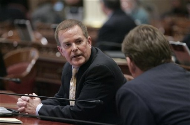 CA Sen. Roy Ashburn Wasn't Drunk Or Cruising When He Voted For Gay Soldiers