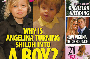 The Stylist Who Called Shiloh Jolie-Pitt a Boy Never Meant to Insult Cross-Dressing Kids