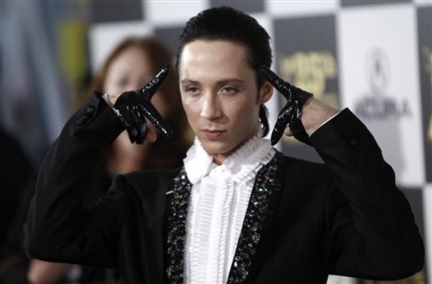 Is Johnny Weir Too Gay for 'Stars On Ice,' the Gayest Tour of the Gayest Sporting Event Ever?