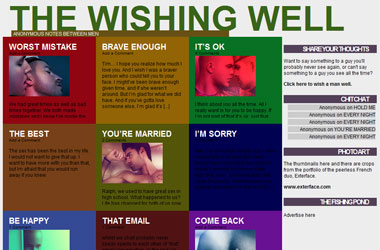 The Website (Not Called Craigslist) Where Men Pass Each Other Private Notes