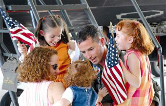 Wives, 2nd Cousins, Love Children of American Soldiers: It's Time to Weigh In On Gay Soldiers!