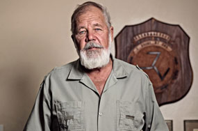 How White Supremacist Eugene Terre'Blanche Is Just Like a Few Catholic Priests