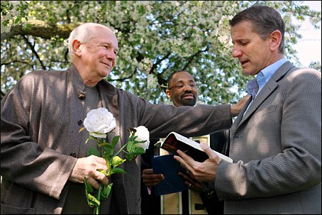 Terrence McNally And His Lawfully Wedded Husband