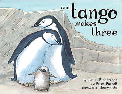 Gay Penguin Book Knocked From Most-Challenged List By Chick Lit Written In Teen Code