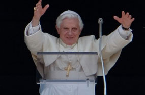 British Government Sorry Anyone Would Suggest Pope Benedict Act Friendly Toward Homosexuals