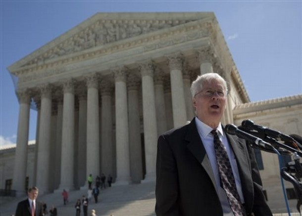 The Supreme Court Didn't Take Kindly to Protect Marriage Washington. Does That Mean It'll Rule Against Them?