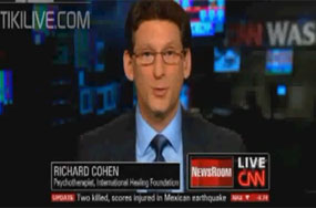 Is CNN Still Inviting Quacks to Discuss Homosexuality? Oh Look, There's Ex-Gay Richard Cohen