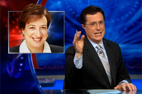Wherein Stephen Colbert Turns a Queerty Story Into a SCOTUS Laugh