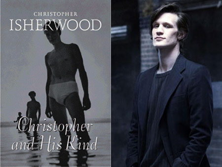 Is Dr. Who Gay Enough To Play Slutty Brit Author Christopher Isherwood?