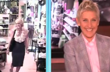 Ellen DeGeneres Named Her Trained Monkey 'Paris Hilton'