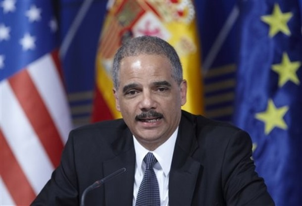 Eric Holder's Department of Justice Just Called President Obama a Liar