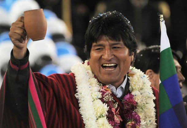 Maybe Bolivian President Evo Morales' Chicken Comments Weren't So Terrible