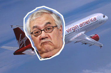 Barney Frank, Mile High Harassment Victim