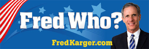Fred Karger Wants You to Put a Gay Activist in the White House. Him