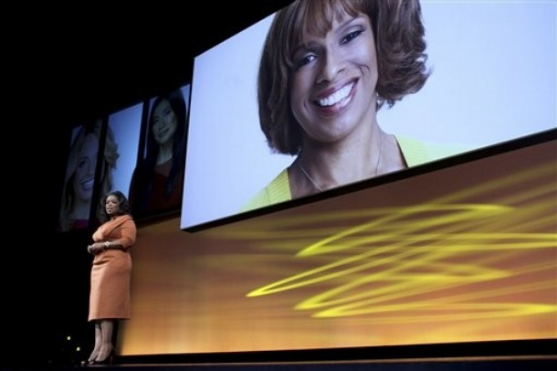 Where Does Gayle King Go to Be Alone?