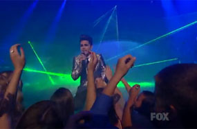Adam Lambert: Still the Best Thing On Idol
