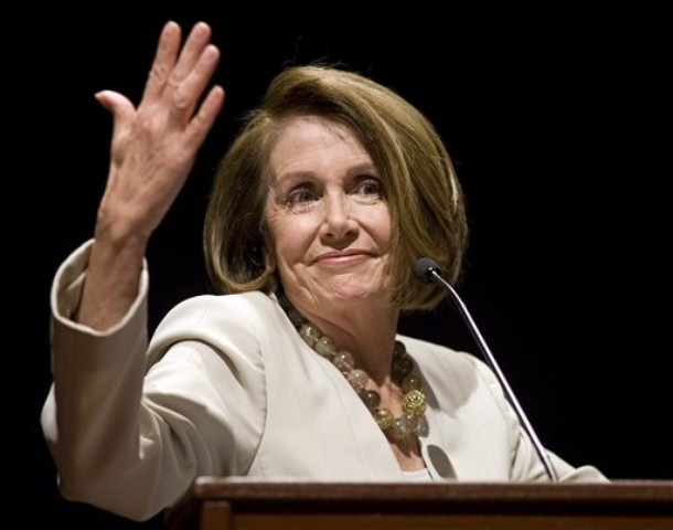 Nancy Pelosi Says a DADT Vote Will Come This Year. Wait, She Expects Us to Take Her Word For It?