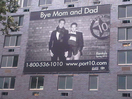 Does It Violate Housing Codes to Market a Residential Apartment Building To The Gays?