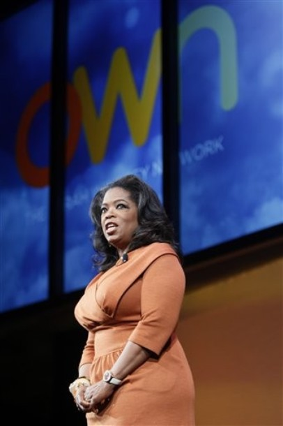 If Oprah's Love Affair Is With Her Career, Does That Make Her Asexual?