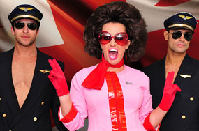 JetBlue's 90-Minute Gay Pride Romp at 30,000 Feet