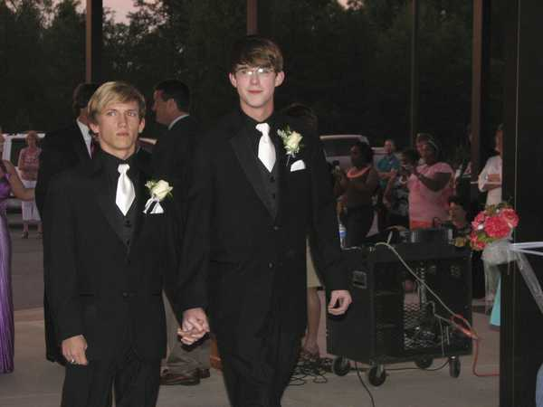 Derrick Martin + Richard Goodman, Georgia's Gay Prom Kings