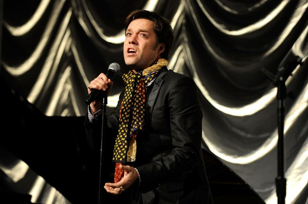 Rufus Wainwright And Boyfriend Jorn Weisbrodt Finally Tie The Knot