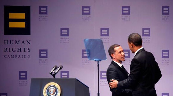 Gay Inc. Chose Not to Hear Barack Obama Is Going To Change His Mind On Marriage