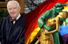 Justice Stevens' 5 Supreme Court Decisions That Changed Gay Rights Forever