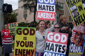 The Million 'Fag' March Can't Match The Crazy of the Westboro Baptist Church