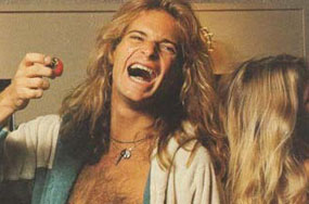 That Time David Lee Roth Accidentally Partied With NYC's Gays
