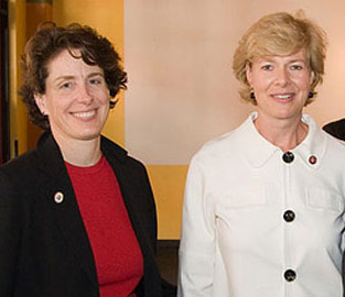 Tammy Baldwin Broke Up With Her Wife. Nobody Will Say Why
