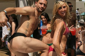 How Groping Bikini-Clad Ladies Started NHL's Paul Bissonnette Gay Rumors