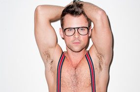 Did Anyone Get Naked During Brad Goreski's Terry Richardson Shoot?