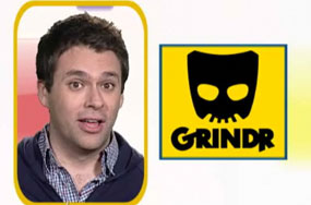 Will Bryan Safi Get Mad Play on Grindr?