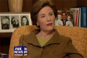Laura Bush Loves The Gays (And That Not-Gay Elena Kagan Person)