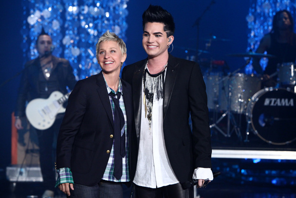 Ellen Dengeres' Missed Out on Judging Adam Lambert